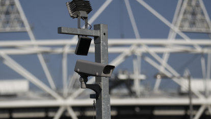 Facial recognition cameras to take London surveillance to new level