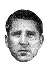 """Murdered Sydney hoodlum, John William (""""Joey"""") Manners, 27, in a police photograph."""