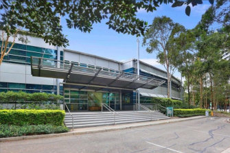 NSW's mass COVID-19 vaccination facility at Sydney Olympic Park.
