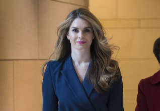 Trump aide Hope Hicks has tested positive to COVID-19.