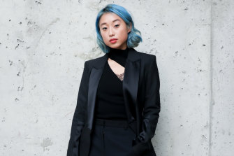Vogue China editor-in-chief Margaret Zhang.