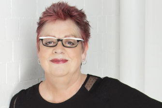Jo Brand: ''What is the big deal about someone looking scruffy or only having a bath once a week?''