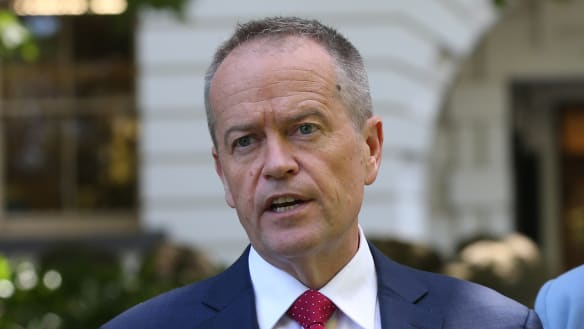 Bill Shorten signals fight over charity crackdown