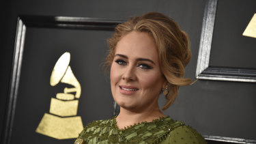 """Adele has cited """"irreconcilable differences"""" in her divorce from husband Simon Konecki."""
