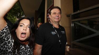 John Setka has refused to step down as CFMMEU Victorian secretary.