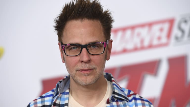 Guardians of the Galaxy director James Gunn.