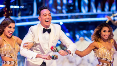 Craig Revel Horwood will be a judge on Australia's Dancing With The Stars.