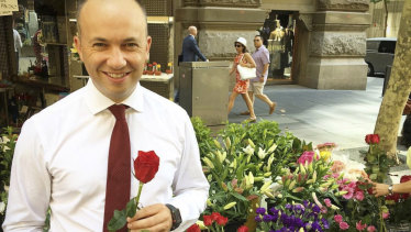 "NSW Innovation Minister Matt Kean has apologised for the ""spectacular"" end to his relationship."