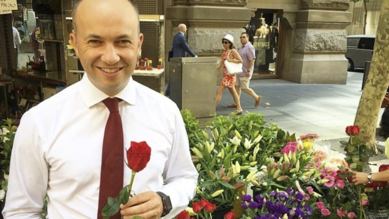"""NSW Innovation Minister Matt Kean has apologised for the """"spectacular"""" end to his relationship."""