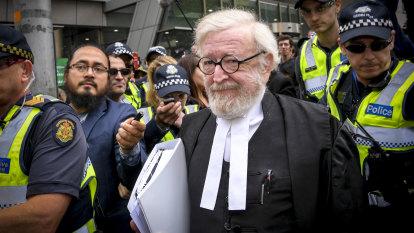 Firm in 'slug gate' case hires legal big gun