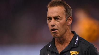 'Strange' times: Hawthorn coach ponders AFL scoring downturn