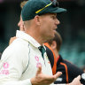 'Trying to stamp his authority': Bizarre footnote to Warner's summer of runs