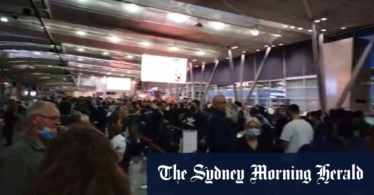 Long queues form as Virgin Australia flights delayed across the country – The Age