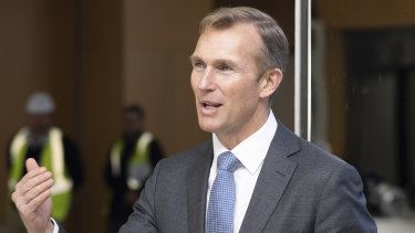 NSW Planning Minister Rob Stokes.