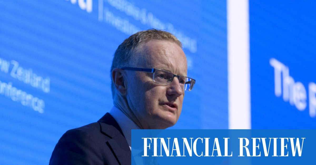 RBA minutes reveal early easing flip – The Australian Financial Review