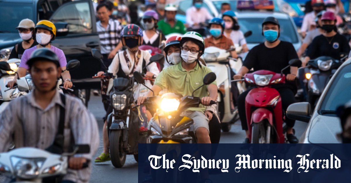 Vietnam to test all 9 million residents in largest city for COVID-19 – The Sydney Morning Herald