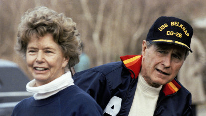 Nancy Bush Ellis, sister and aunt of US presidents, dies from COVID-19 complications