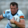 Roosters float loan deal with Sharks in new bid to land Josh Morris
