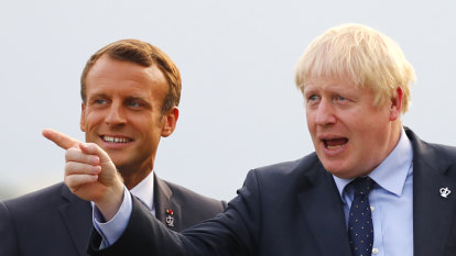 Boris Johnson threatens to withhold $55b from no-deal Brexit
