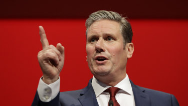 Labour leader Sir Keir Starmer has so far struck the right tone during the coronavirus emergency.