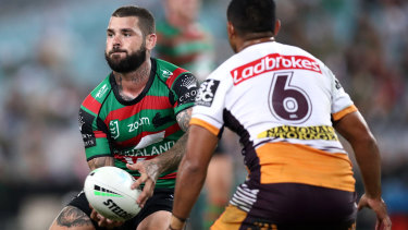 The Rabbitohs are making plans in case Adam Reynolds moves on at the end of the year.