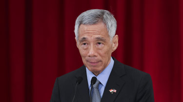 Singapore's Prime Minister Lee Hsien Loong: the country is opening to some travel but it will be a long road to the new normal.
