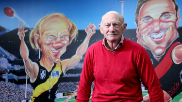 Kevin Bartlett had only just been announced as joining the Macquarie Sports Radio team.