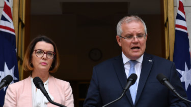 Prime Minister Scott Morrison and Social Services Minister Anne Ruston have warned of heavy consequences for organisations that do not join the redress scheme.