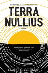 Terra Nullius by Claire G. Coleman.