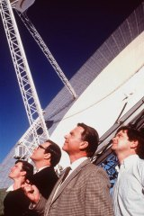 The 2000 film The Dish celebrated CSIRO's Parkes' role in the moon landing.