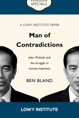 Lowy Institute analyst Benjamin Bland has written the first English-language biography of Indonesian President Joko Widodo, which will be released on September 1.