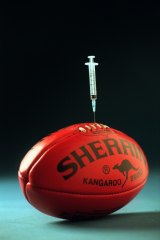 AFL players would be good role models in a vaccination campaign.