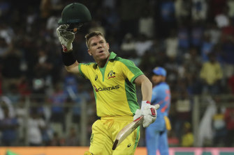 David Warner has had a feast of runs in this Australian summer, and added to his tally in India.