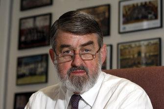 Former NSW director of public prosecutions Nicholas Cowdery, QC.