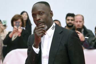 Michael K. Williams, pictured here in 2018, has been found dead in his New York apartment.