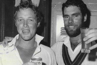 'Pretty brutal': Cricket legend Kim Hughes reveals battle withalcohol