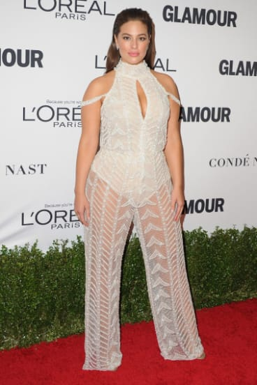 Ashley Graham was honoured at the <i>Glamour</I> Women Of The Year 2016 awards for her activism towards body diversity.
