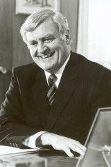 Bill Borthwick.