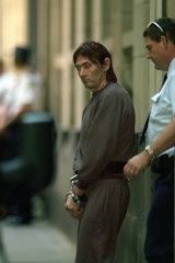 Peter James Knight in custody.