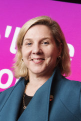Robyn Denholm, who has just been promoted to be Telstra's finance chief, is also on the board.