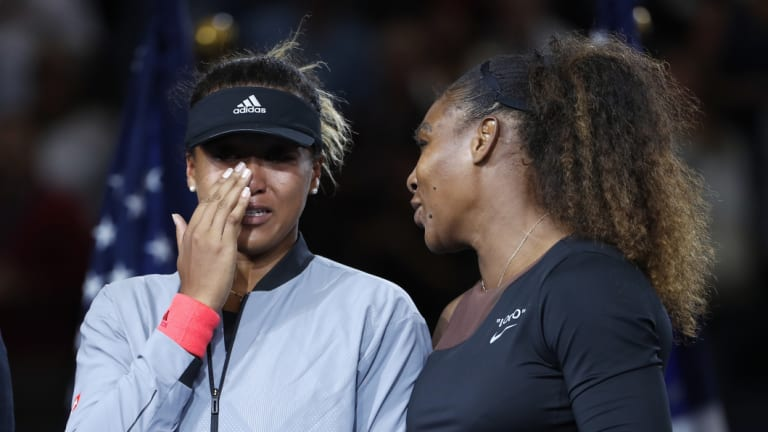 Naomi Osaka's victory in the controversial match against Serena Williams has also won her a jackpot in endorsements.