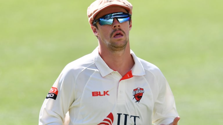In contention: Will South Australia's Travis Head be picked to play in his home Test?