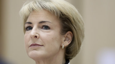 Small Business Minister Michaelia Cash.
