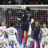'Wendie! Wendie!: Fans flock as France kick off Cup with huge win