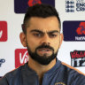 Virat Kohli feels cricketers should be well supported if they are suffering from mental health issues.
