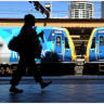 Hungover and hungry: Dealing with sick passengers on Melbourne trains