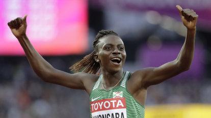 Semenya's closest rival reveals she has hyperandrogenism