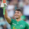 Stars tighten grip on top after Stoinis breaks BBL record
