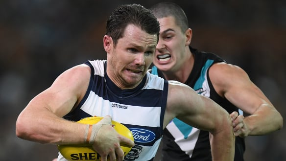 Proposed AFL changes a blight, says Buckley, but impress Dangerfield