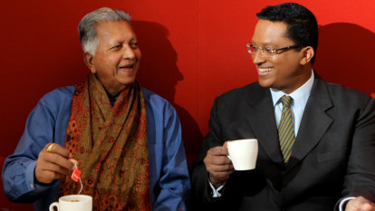 'Slurp, not sip': The Dilmah family is trying to change tea's image